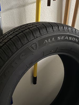 2 Firestone All Season Tires for Sale in Medford, OR