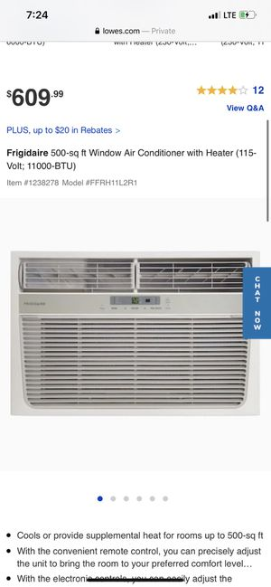 window ac units for Sale in Hilliard, OH