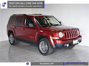 2015 Jeep Patriot for Sale in Escondido, CA