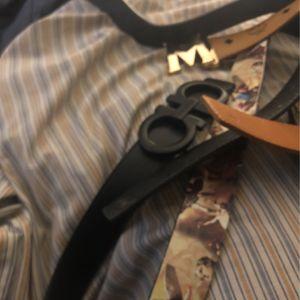 designer belts for Sale in Loganville, GA