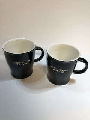 Starbucks Rare Coffee Cups Black France for Sale in San Angelo, TX