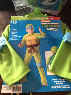 Ninja Turtles costume for Sale in Eureka, IL
