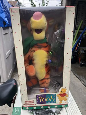 Telco tigger Christmas display 22 inch for Sale in Long Beach, CA