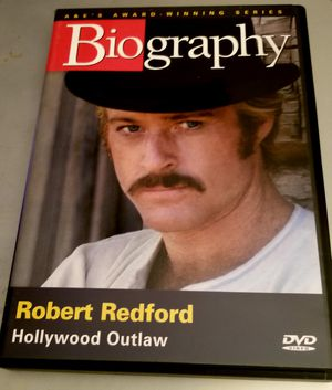 Biography Robert Redford for Sale in Olympia, WA