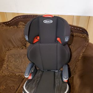 Graco booster high back car seat for Sale in Lutz, FL