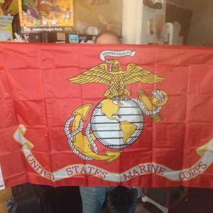 Usmc Flag for Sale in Salem, OH