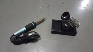 Weller WP25 Soldering Iron with Holder for Sale in Houston, TX