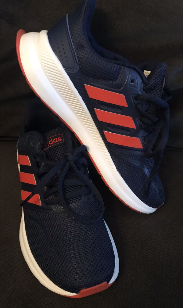 Boys Adidas Shoes Size 4