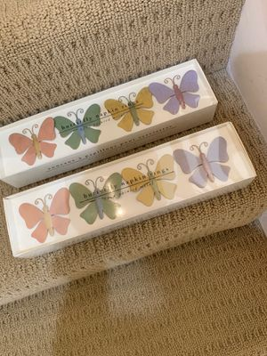 Butterfly napkin holders for Sale in Abilene, TX