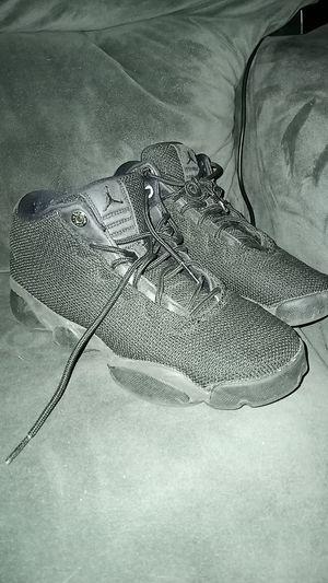 Jordan 13s all black size 6.5y for Sale in Wichita, KS