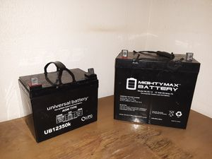 BATTERIES for Sale in Dickinson, ND