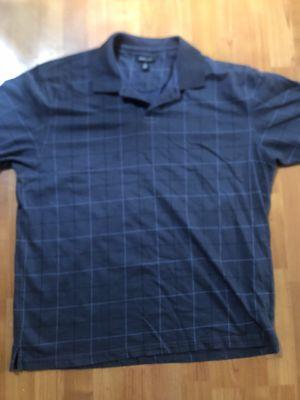 Men's Blue Van Heusen Polo Shirt for Sale in Owings Mills, MD
