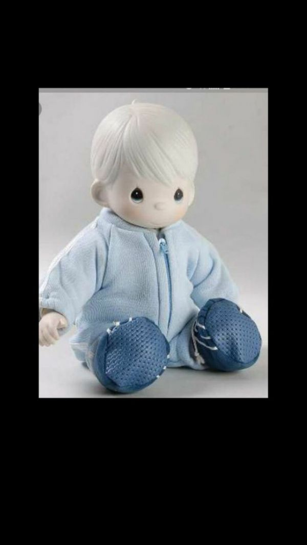 Timmy precious moments porcelain doll