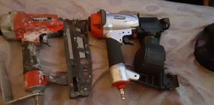 2 smart watches and a couple nail guns for Sale in Columbus, OH