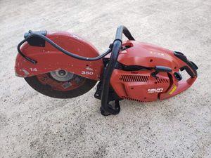 Hilti chop saw for Sale in Houston, TX