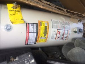 50 galn water heater for Sale in Los Angeles, CA