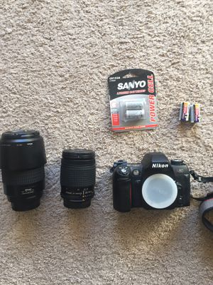 Nikon N80 - Body ONLY for Sale in Henderson, NV