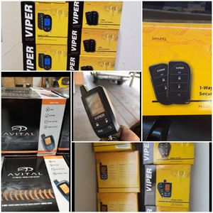 CAR ALARMS PROFESSIONAL INSTALLATION for Sale in Glendale, AZ