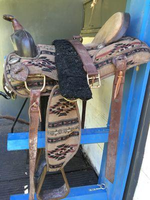 Western/Trail Saddle for Sale in Grawn, MI