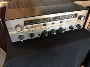 Pioneer SM-B200A Vintage Tube Amplifier Receiver Tuner for Sale in Scottsdale, AZ
