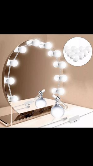 10Pcs Makeup Mirror Vanity LED Light Bulb for Sale in Kings Point, NY