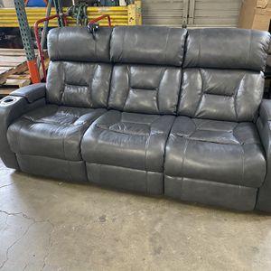 Power Reclining Sofa for Sale in Kent, WA