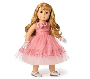 American Girl Maryellen's Pretty Pink Dress for Sale in Los Angeles, CA