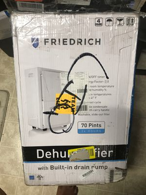 Dehumidifier for Sale in Sacramento, CA