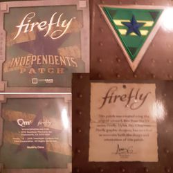 Firefly Patch for Sale in Houston,  TX