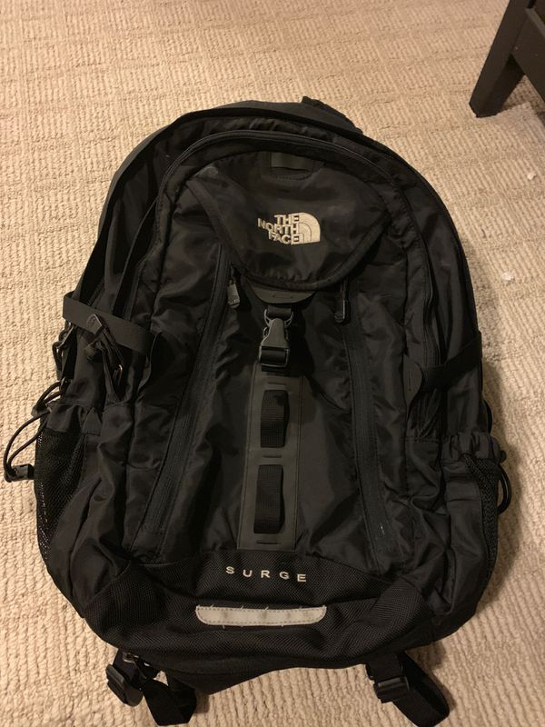 The North Face Surge Backpack/Laptop Bag