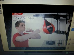 Majik Over-The-Door Speed Bag for Sale in Perkasie, PA
