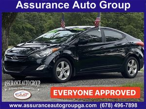 2013 Hyundai Elantra GLS - INSTANT APPROVAL for Sale in Lithonia, GA