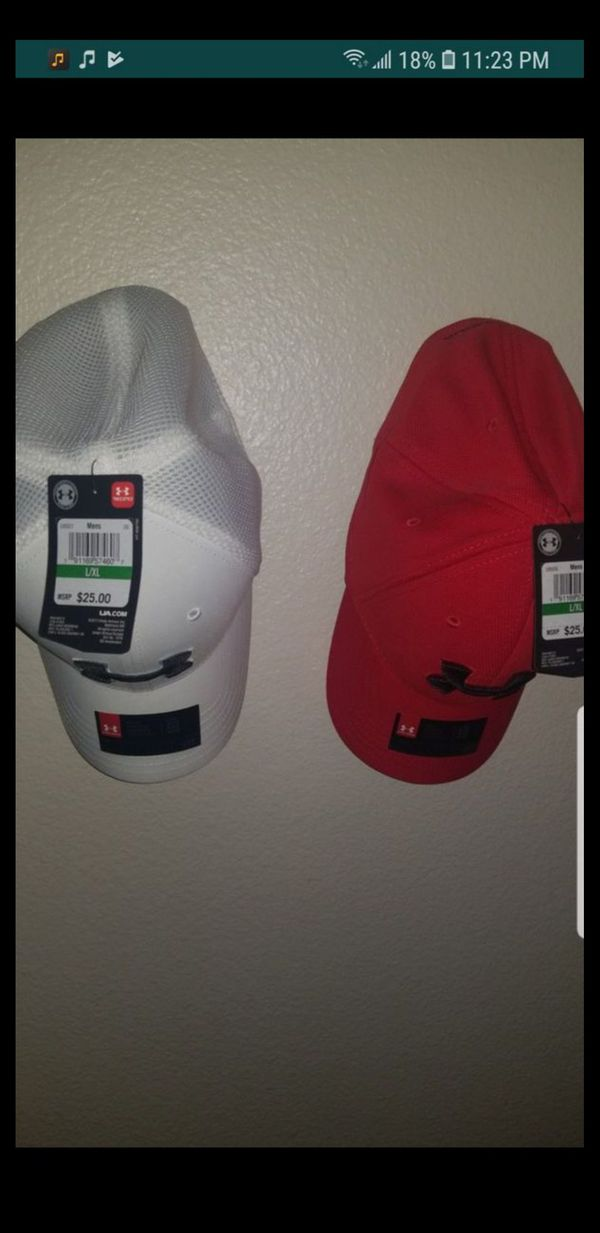 Underarmor hats