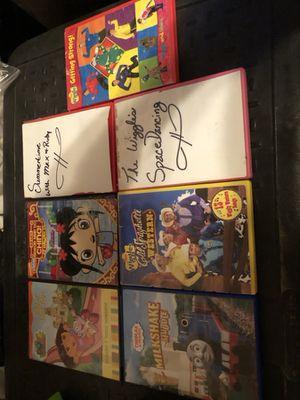7 children's dvds for Sale in Eclectic, AL