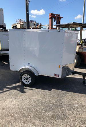 2019 cargo trailer 4x6 for Sale in Miami, FL