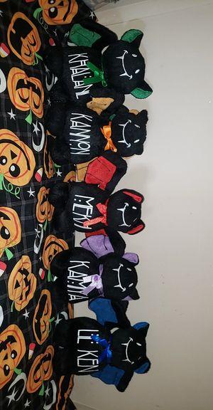 Halloween bats toys stuffed animals for Sale in Saint Paul, MN