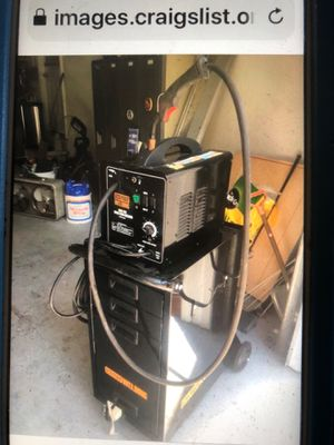 MiG 170 wire feed welder with cart for Sale in North Ridgeville, OH