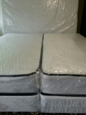 2 twin beds can deliver new for Sale in Tampa, FL