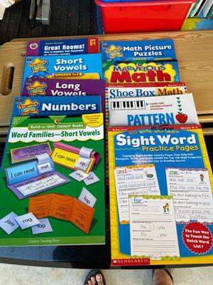 Teacher books for Sale in Elk Grove, CA