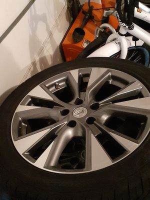Nissan rims and tires for Sale in Barnegat Township, NJ