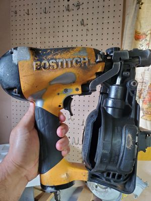 Bostitch nail gun for Sale in Bremerton, WA