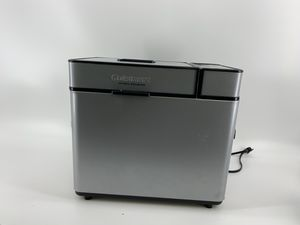 Cuisinart CBK-200 2-Pound Convection Automatic Programmable Bread Maker Stainles#13 for Sale in North Royalton, OH