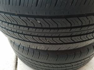 205 55 16 tires. Full set with good tread for Sale in Federal Way, WA