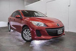 2013 Mazda Mazda3 for Sale in Puyallup, WA