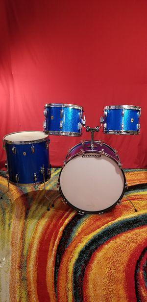 Drum set vintage Ludwig for Sale in Glendale, AZ