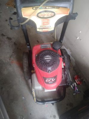 Honda pressure washer for Sale in Denver, CO