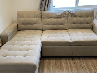 Sleeper Sectional for Sale in San Diego,  CA