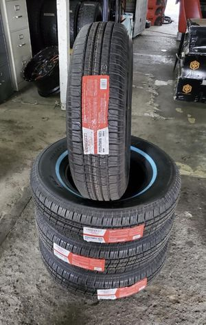 225/75/15 new tires for $300 with balance and installation we also finance {contact info removed} Dorian 7637 airline dr houston TX 77037 for Sale in Houston, TX