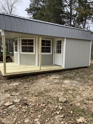 12x20 new cabin style shed for Sale in Shelbyville, TN