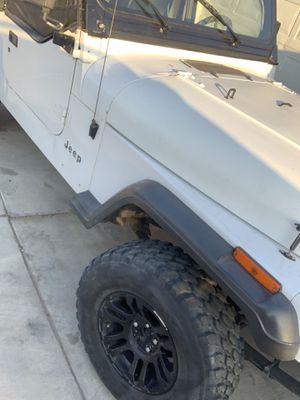 Jeep wrangler yj for Sale in Fontana, CA